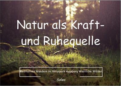 Natur Kraft Ruhequelle